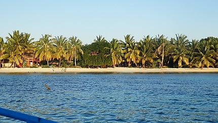 Île Sainte Marie Ravoraha plage