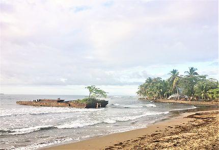 Plages de Cahuita