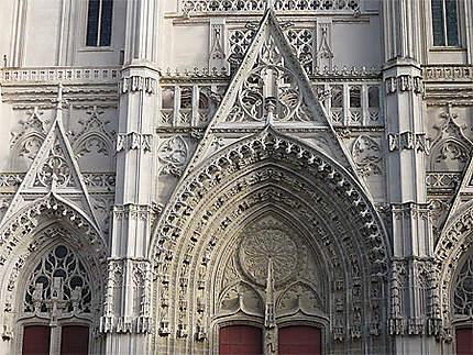 Cathédrale de Nantes -St-Pierre et St-Paul