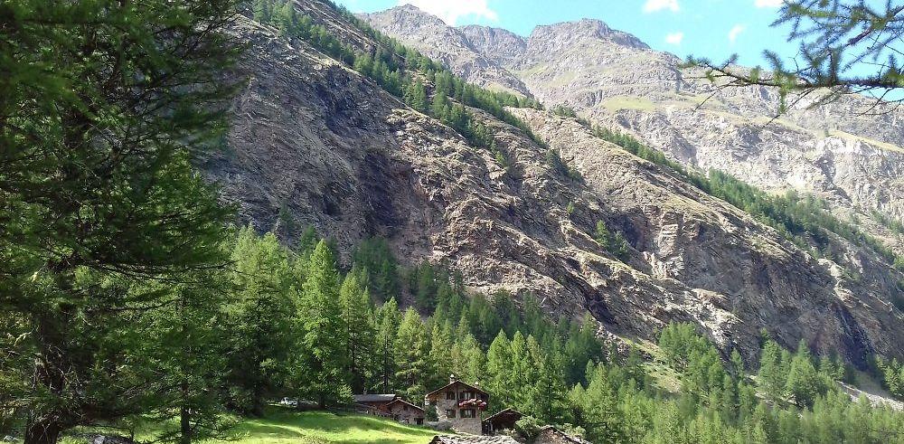 Val d'Aoste, l'autre versant du Mont-Blanc