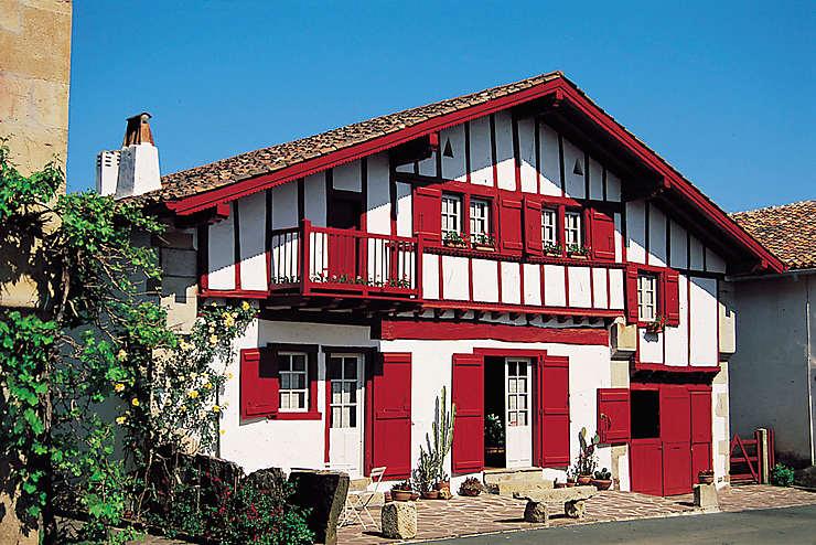Le Pays basque, côté terre