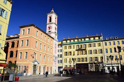 Place du Palais-de-Justice à Nice
