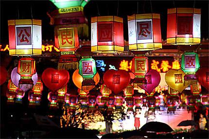 Les lampions de Yangshuo