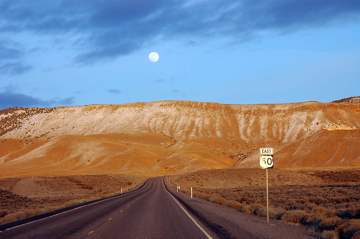 Nevada - Route 50, le road trip le plus solitaire d'Amérique !