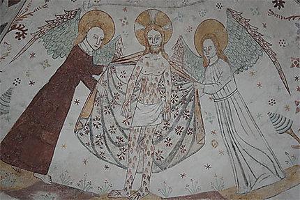 Fresques murales (Elmelunde)