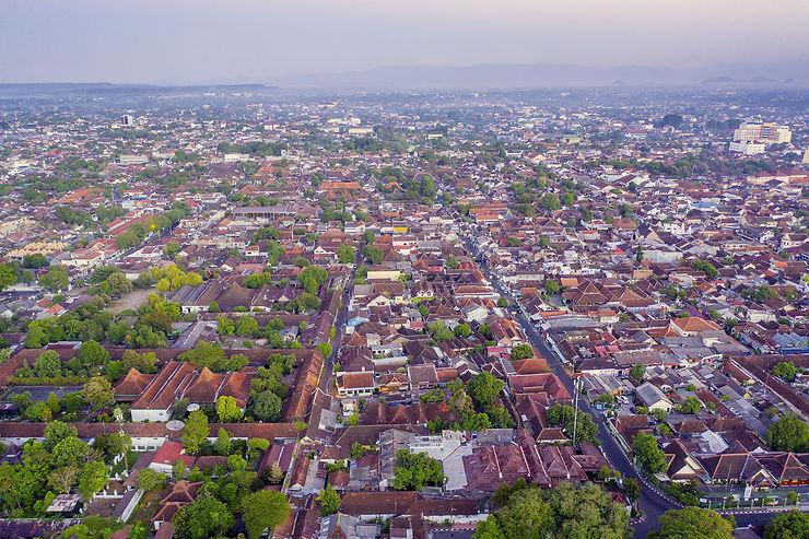 Yogyakarta : la découverte ; Jl Malioboro, son axe palpitant