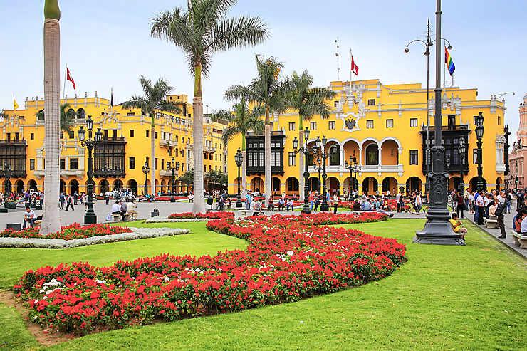 Pérou : escale à Lima