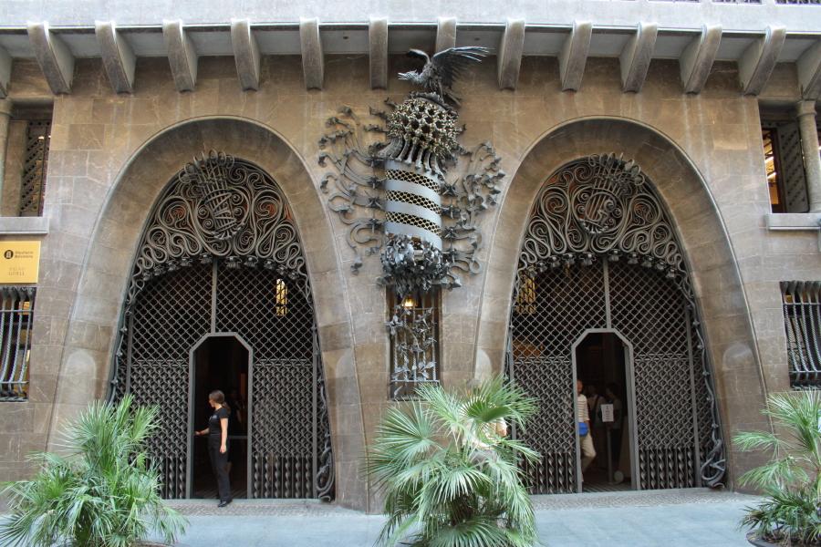 Palau Güell - Barcelone