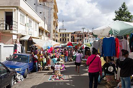 Rue de Tananarive