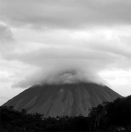 Volcan Inerie Bajawa, pays Ngada
