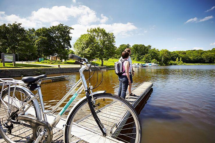 On fait du vélo en France !