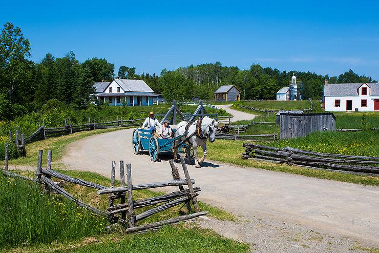 Nouveau-Brunswick : rencontres avec les Acadiens