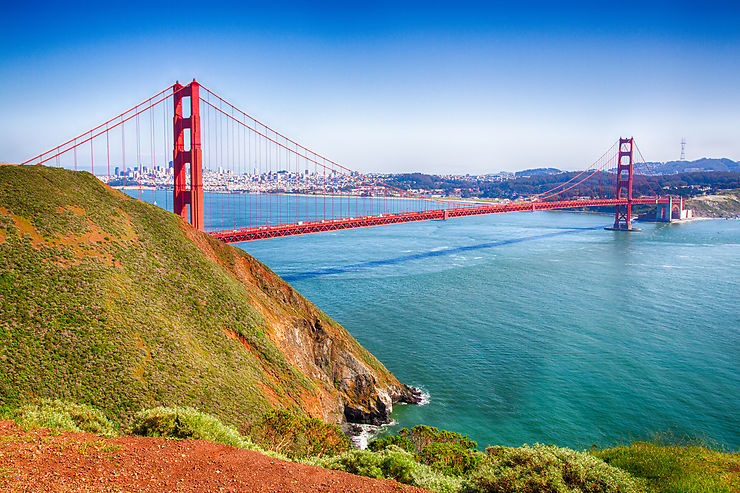 Californie - Vols vers San Francisco à partir de 169 € avec French Bee