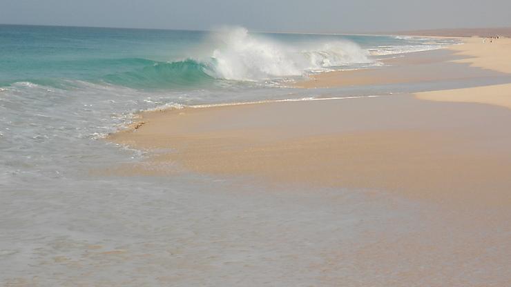 Lacocoa,  Île de Boa Vista, Cap-Vert