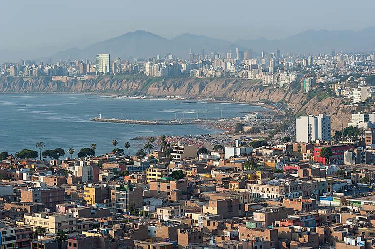Lima, la mal aimée