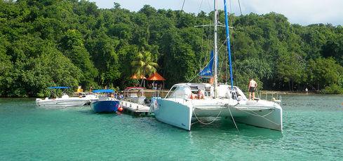 Retour de 3 semaines en novembre en Martinique