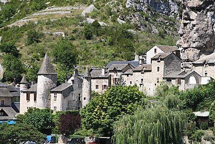 Village de pierre