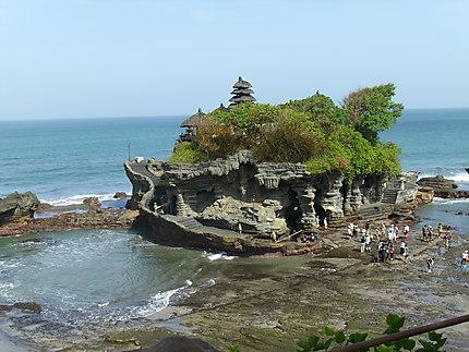 Wat (temple) Tanah Lot