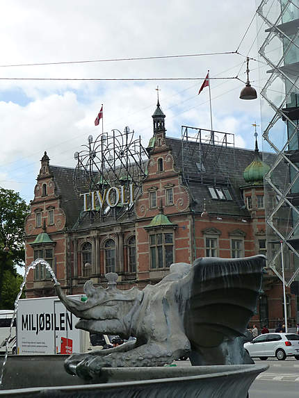 Fontaine et Tivoli