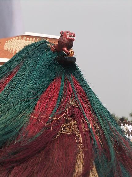 Zangbeto à Ouidah