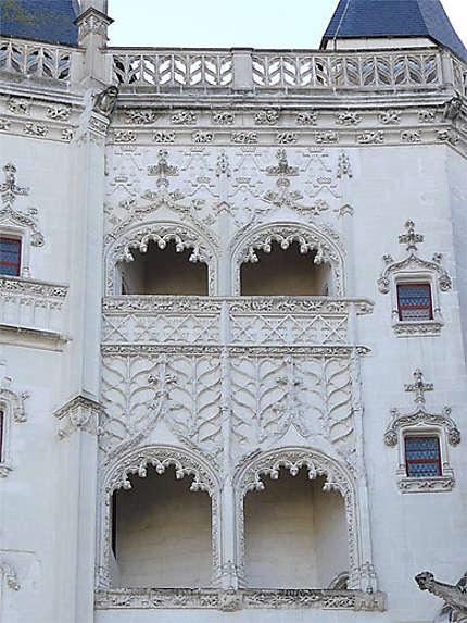 Palais des ducs de Bretagne - détail