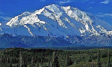 Denali National Park et Mont McKinley