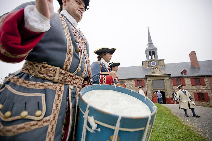 Nouvelle-Écosse : les sites historiques de Louisbourg et Lunenburg