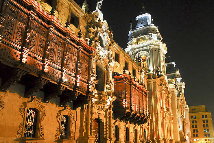 Les incontournables de Lima