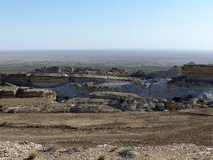 A la recherche de la Mer d'Aral