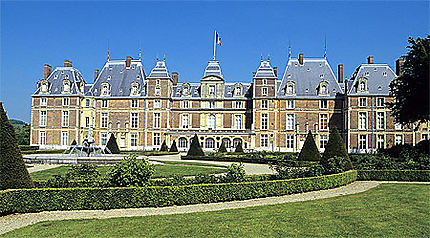 Château, Eu