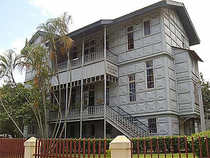 Maison de fer de Maputo