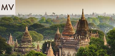 Birmanie: Vélo à Bagan et Rando au Lac Inle 14J