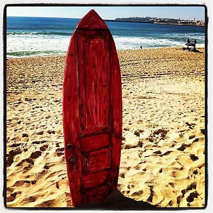 Peniche - La porte du Surf