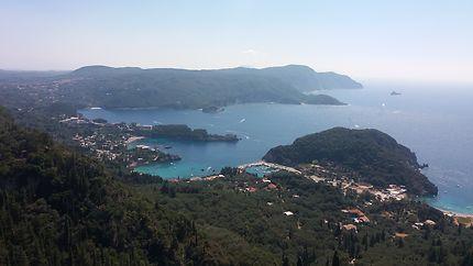 Island highlights, Paléokastritsa