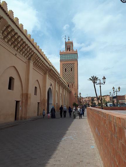 Mosquée d'El-Mansour, Marrakech