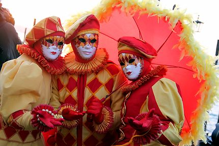 Carnaval - Venise 2010