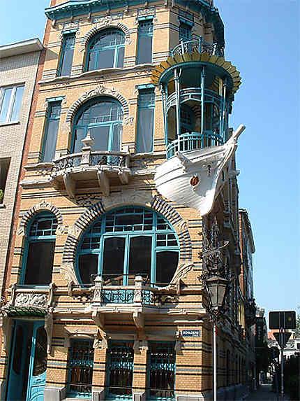 Maison à Anvers