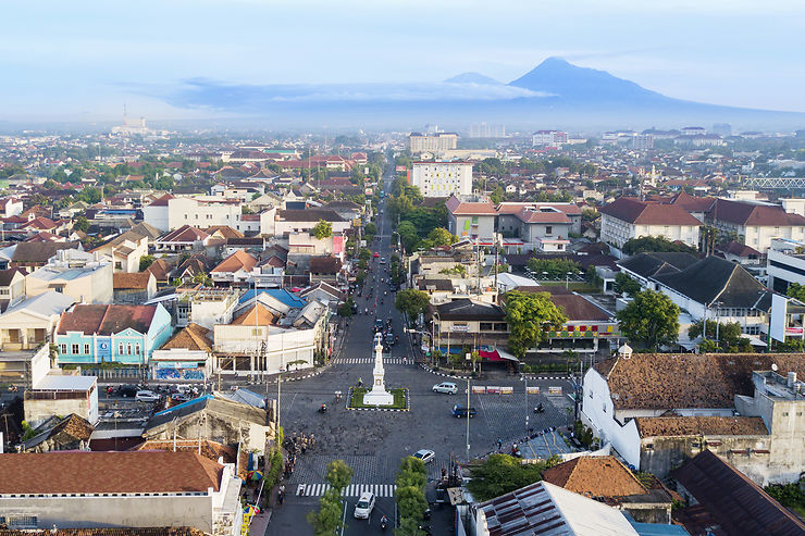 Indonésie : Yogyakarta, capitale culturelle de Java
