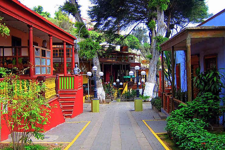 Barranco, le quartier bohême