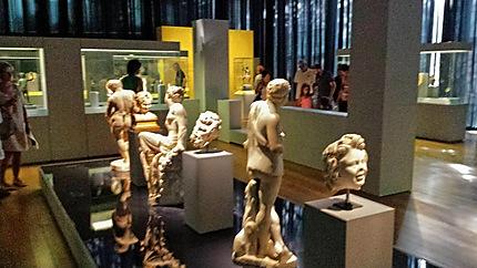 Expo MuCEM Migrations Divines