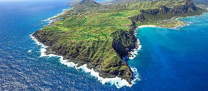 île de Oahu
