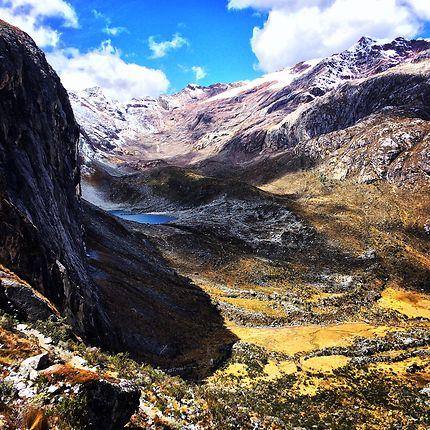 Trek de la Laguna 69, Huaraz