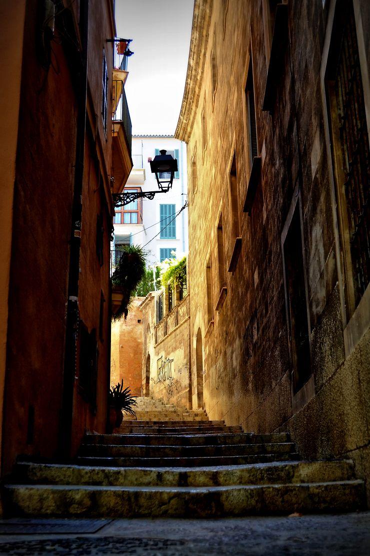 Ruelle à Palma de Majorque