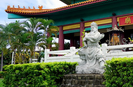 Temple Chinois Kanti - Papeete
