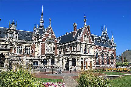 Palais Bénédictine, Fécamp