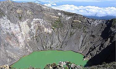 Parc national du volcan Irazú