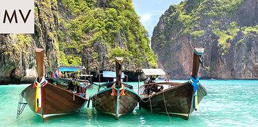 Thaïlande-Mystères de Bangkok & rêves insulaires 9J