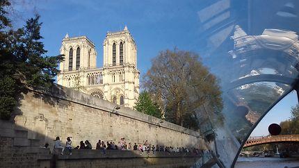 Notre-Dame de Paris au fil de l'eau