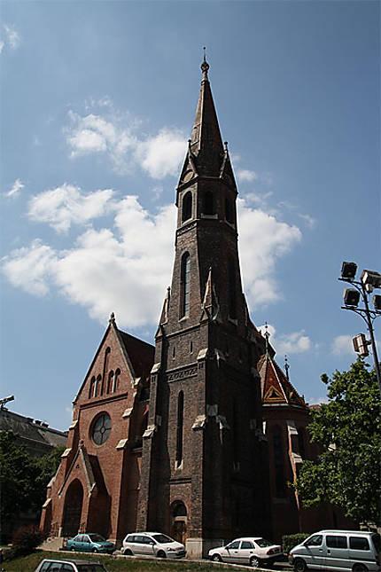 Eglise Kapucinus