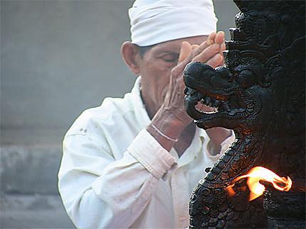 Bali temple Ulu Watu : Kecak Dance
